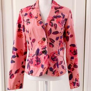 Cabi Rose Garden Floral Jacket